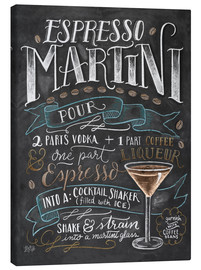 Toile  Espresso Martini recipe - Lily & Val