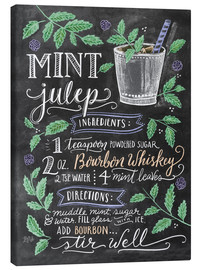 Toile  Mint Julep recipe - Lily & Val