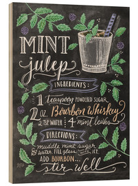 Bois  Mint Julep recipe - Lily & Val