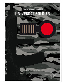 Poster Universal Soldier (anglais)