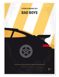 Poster Bad Boys (anglais)