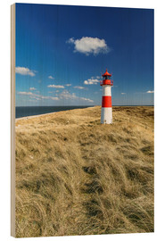 Achim Thomae - Phare List - île de Sylt