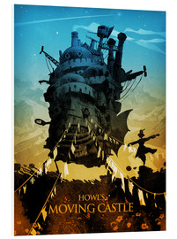 Forex  Howl's Moving Castle 2 (Le Château ambulant) - Albert Cagnef