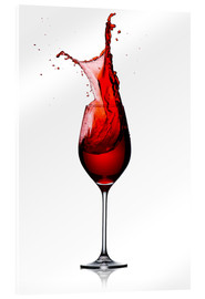 Verre acrylique  Red Wine Glass