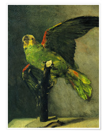 Vincent van Gogh - The green parrot
