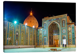 Tableau sur toile  Shah Cheragh, a funerary monument and mosque in Shiraz, Iran