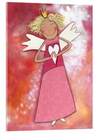 Verre acrylique  Blonder guardian angel for girls - Atelier BuntePunkt