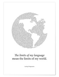 Poster  Limits of my language - RNDMS