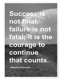 Finlay and Noa - Winston Churchill sur Courage