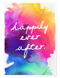 Poster  Happily Ever After - Finlay and Noa