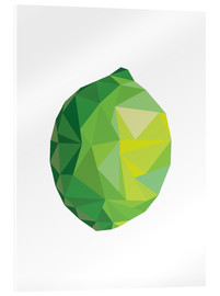 Verre acrylique  Lime - Finlay and Noa