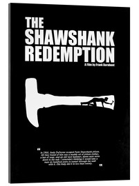 Verre acrylique  The Shawshank Redemption - HDMI2K