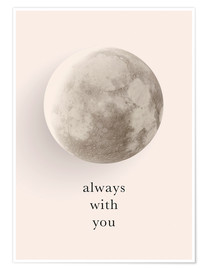 Poster  Always with you - Amy and Kurt Berlin