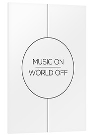 Forex  MUSIC ON | WORLD OFF - Stephanie Wünsche