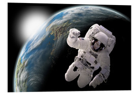 Forex  Astronaut in space - Marc Ward