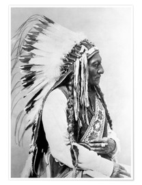 Poster  Chef Sioux Sitting Bull - John Parrot