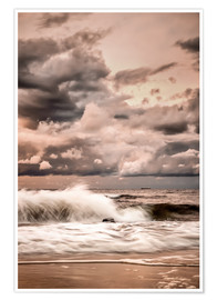 Poster  Seascape Baltic Sea - Sören Bartosch