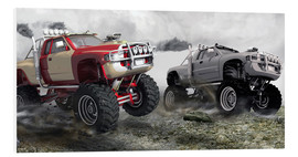Forex  Monster Truck Race - Kalle60