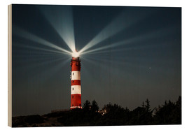 Bois  Lighthouse night on Amrum - Oliver Henze