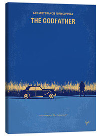 Tableau sur toile  The Godfather - chungkong