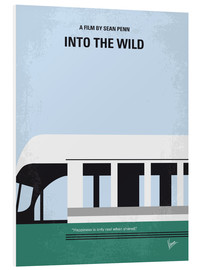 chungkong - No677 My Into the Wild minimal movie poster