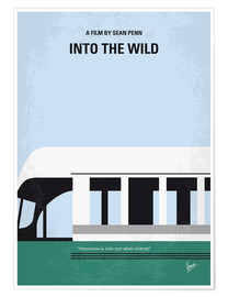 Poster Into the Wild (anglais)