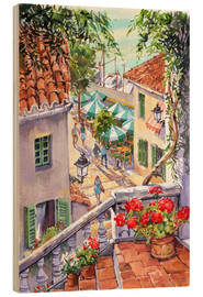 Bois  Harbour Steps - Paul Simmons