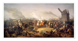 Peter von Hess - The Battle of Nations, Leipzig 1813