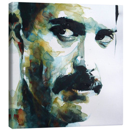 Toile  Freddie Mercury - Paul Paul Lovering Arts
