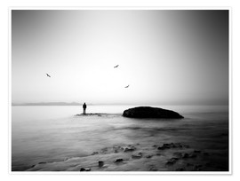 Poster  Lucidity - George Christakis