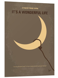 Forex  My Its a Wonderful Life minimal movie poster - chungkong