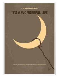 chungkong - My Its a Wonderful Life minimal movie poster