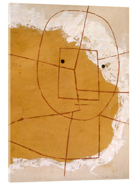 Verre acrylique  One Who Understands - Paul Klee