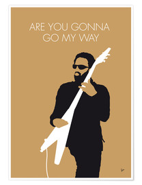 Poster  Lenny Kravitz, Are You Gonna Go My Way - chungkong