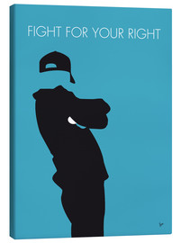Tableau sur toile  Beastie Boys, Fight for your right - chungkong