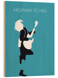 Bois  ACDC, Highway to hell - chungkong