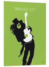 Tableau en PVC  Guns And Roses, Paradise City - chungkong