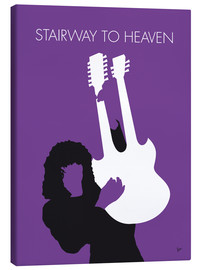Toile  Led Zeppelin, Stairway to heaven - chungkong