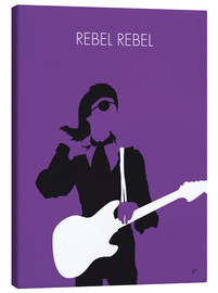 Toile  Bowie, Rebel Rebel - chungkong
