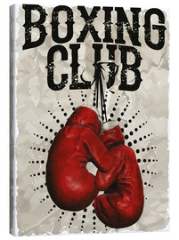 Toile  Boxing