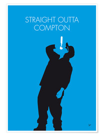 Poster N.W.A. Straight Outta Compton