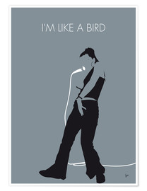 Poster Nelly Furtado, I'm  Like A Bird