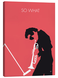 Toile  Miles Davis, So what - chungkong