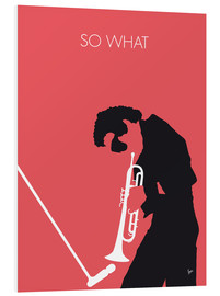 Tableau en PVC  Miles Davis, So what - chungkong