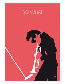 Poster  Miles Davis, So what - chungkong