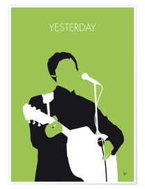 Poster Paul McCartney, Yesterday