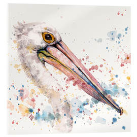 Verre acrylique  Pelicans About - Sillier Than Sally