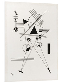 Tableau en PVC  Lithographie I - Wassily Kandinsky