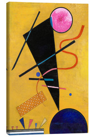 Tableau sur toile  Contact - Wassily Kandinsky