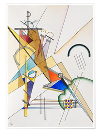 Poster  Toile - Wassily Kandinsky